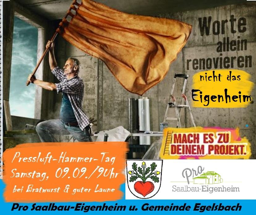 Egelsbacher Eigenheim..DAS ISSES!